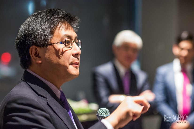 CAPA21 First Anniversary Event with Treasurer John Chiang