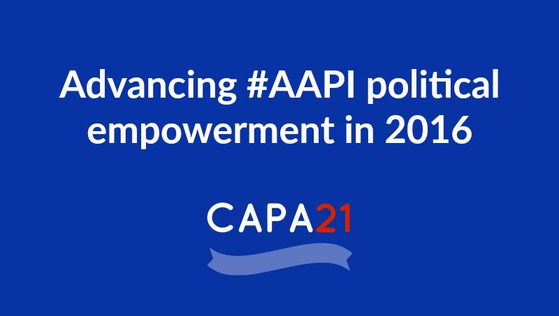 CAPA21 Advances with501(c)(4)