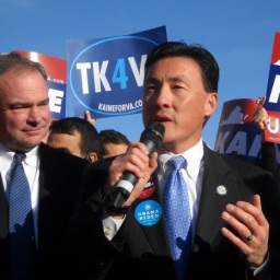 Mark Keam: 'Proud to Stand with Tim Kaine'