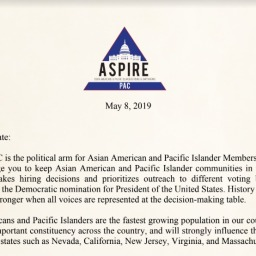 PAC of AAPI Members of Congress Encourage Presidential Candidates to Prioritize AAPIs in Campaigns